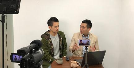 訪談直播|知識型 YouTuber 艾爾文