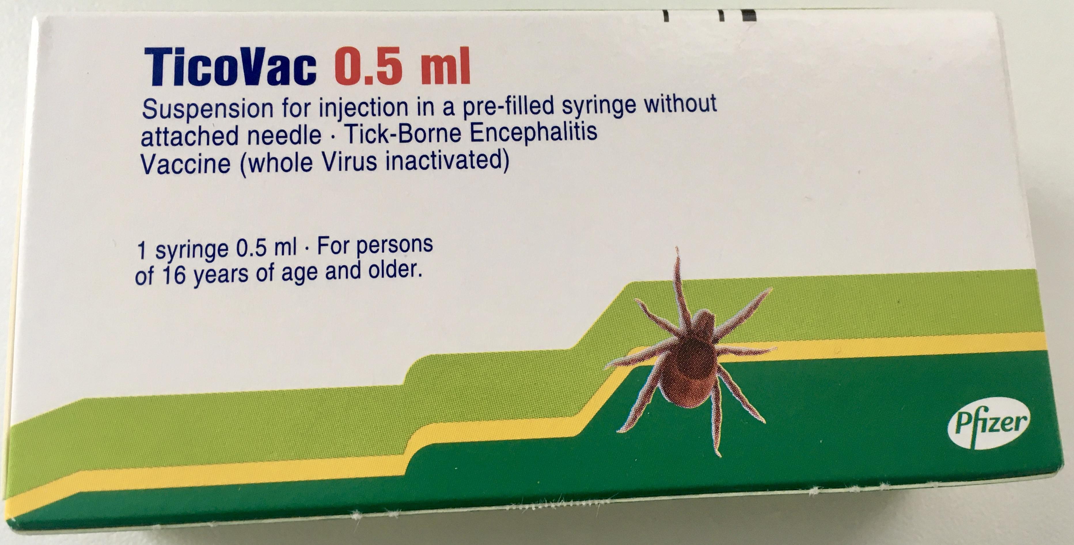 FlyingMedicine Ticovac