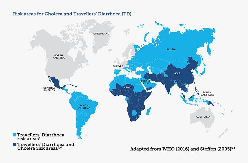 Cholera map