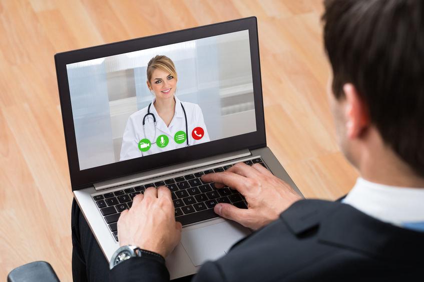 Tele-travel consultation