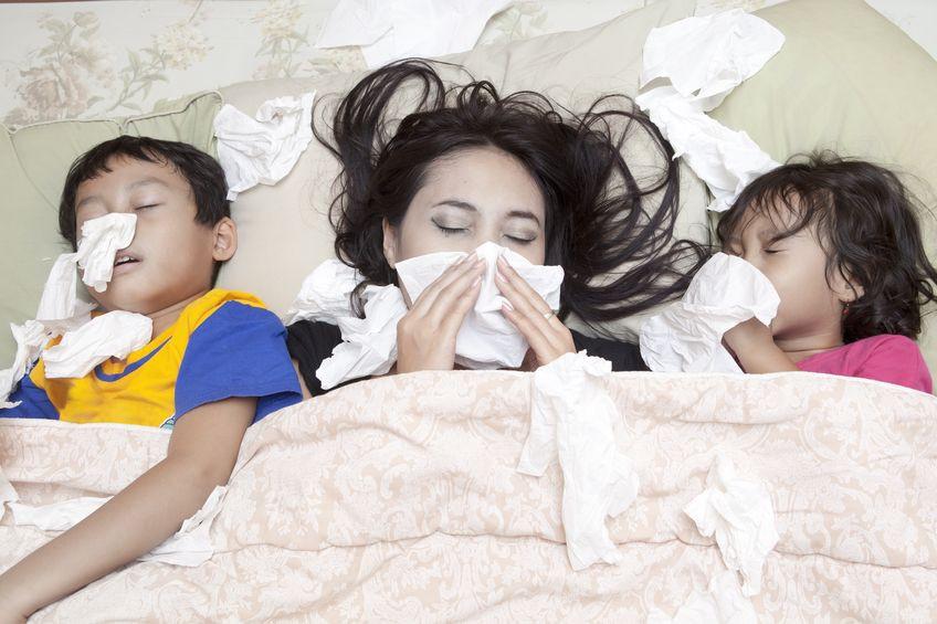 FlyingMedicine Influenza vaccination