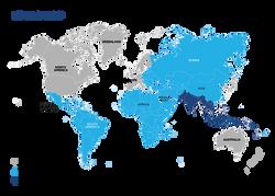 Typhoid Map