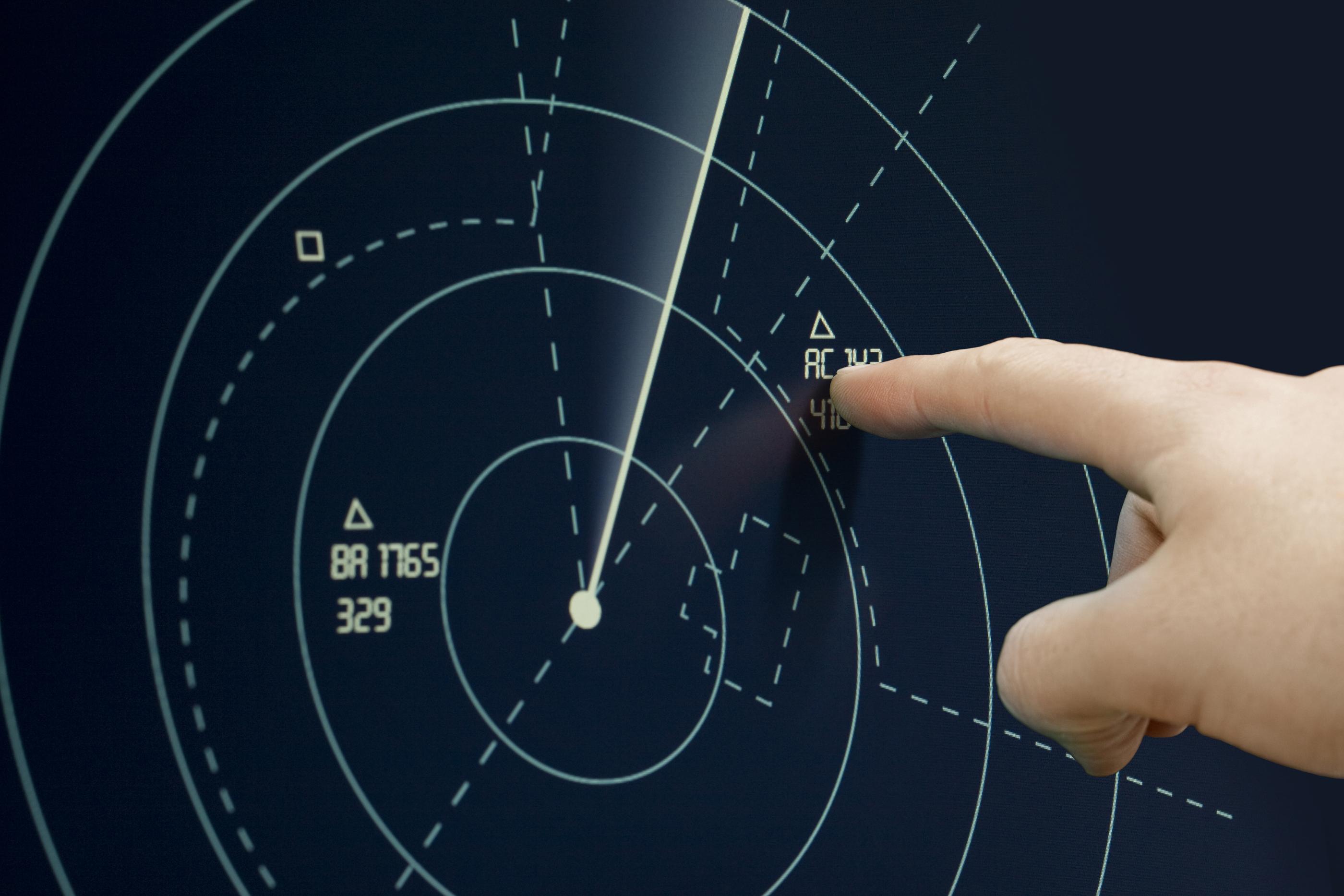 Radar Plane ATC EASA ATCO NATS