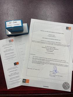 pilot medical certificate