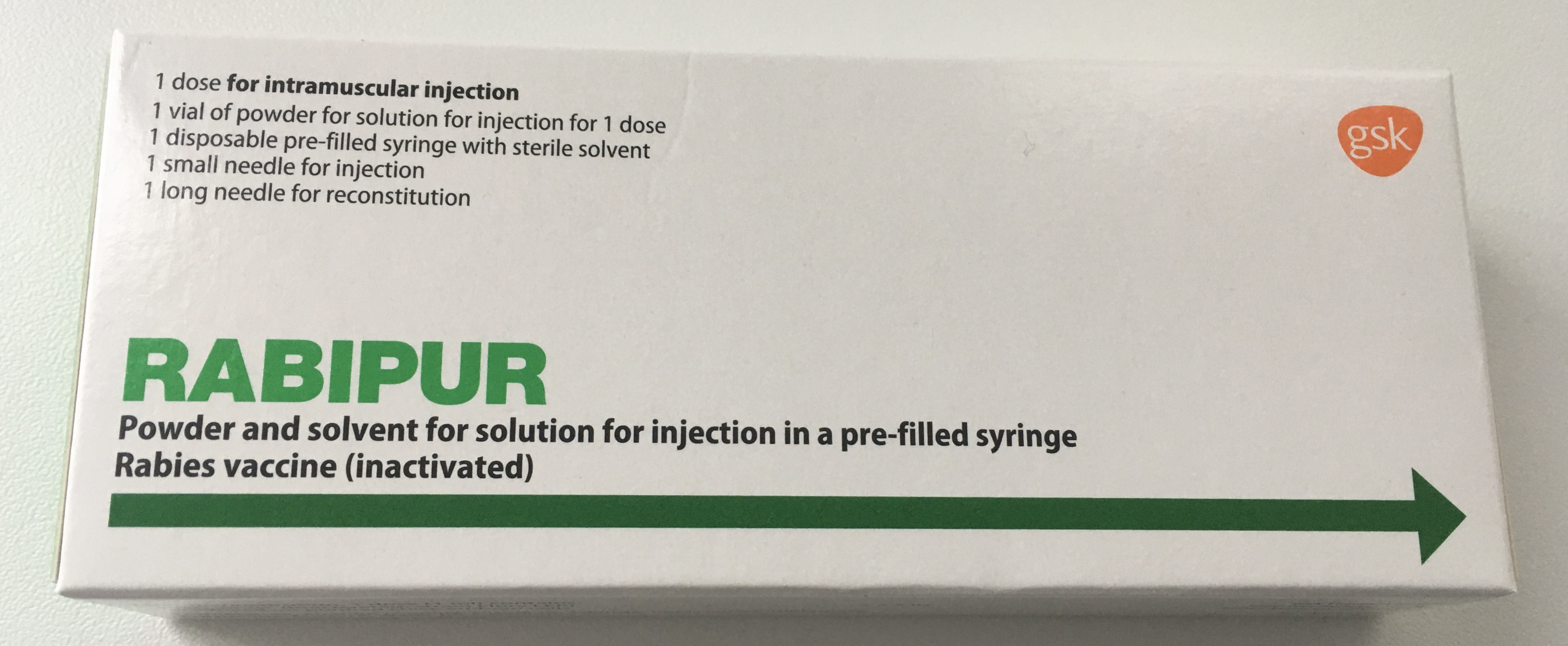 Rabipur Rabies Vaccine