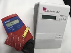 HB and Cholesterol checks