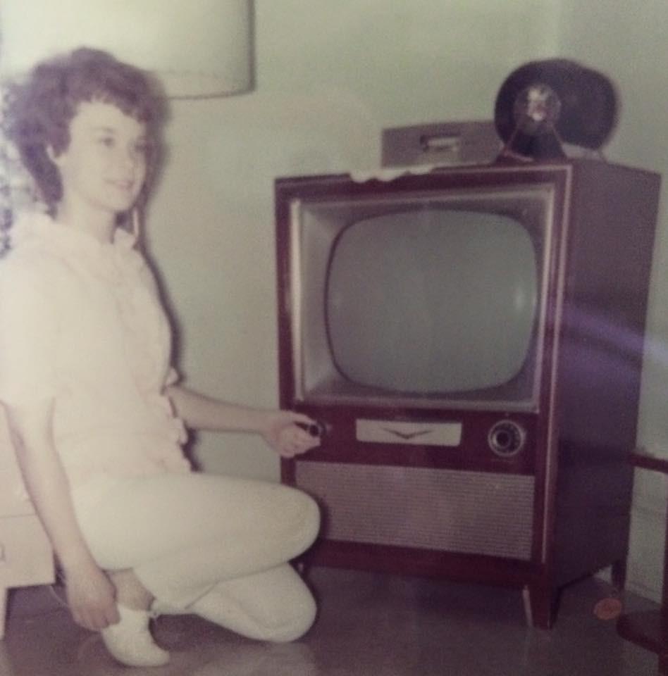 Ellen around 1963.