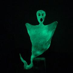 Spectre glowing in the dark!