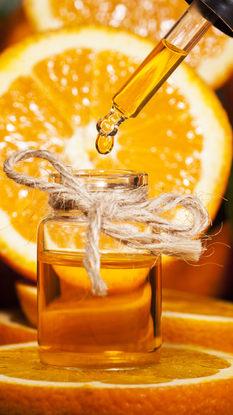 Citrus Sinensis (Orange) Peel Oil
