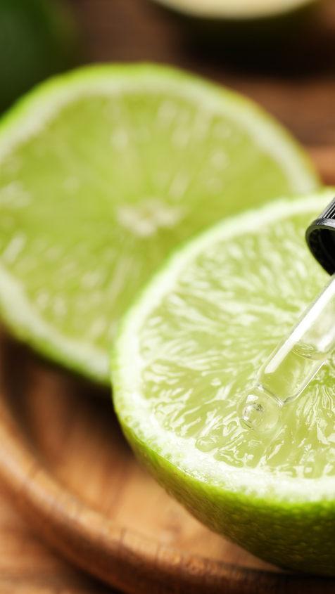 Citrus Aurantifolia Peel Oil (Lime essential Oil)