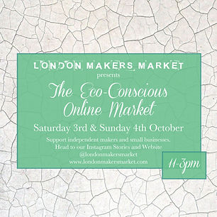 London Craft Fair this weekend