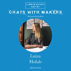 Luiza Holub Printmaker Interview