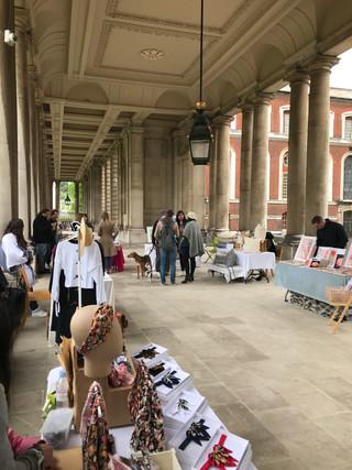 London Makers Market at the Old Royal Na