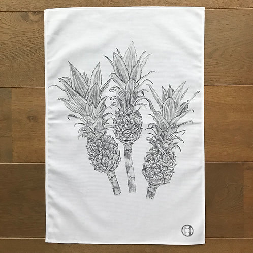 Tea Towel - Pineapples