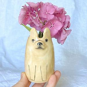 Dottir Studio. Dog ceramics. Gifts for dog lovers.