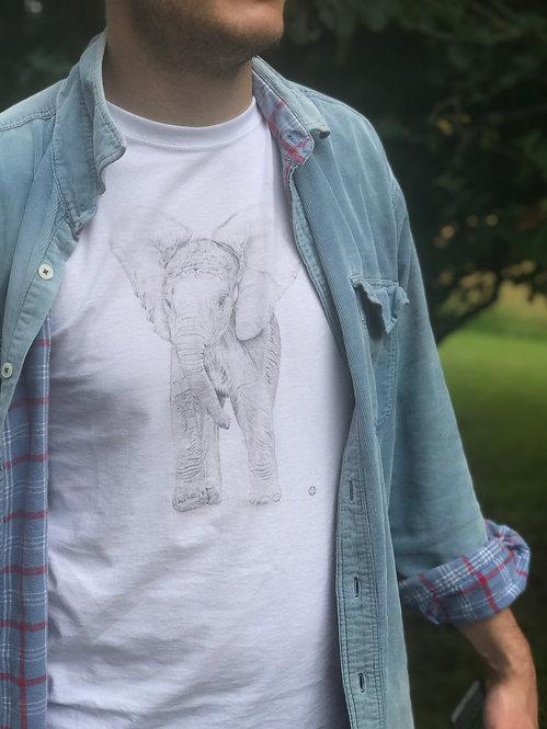 Elephant T-Shirt - Medium