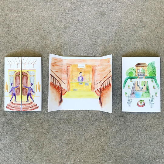 Illustrated Booklet