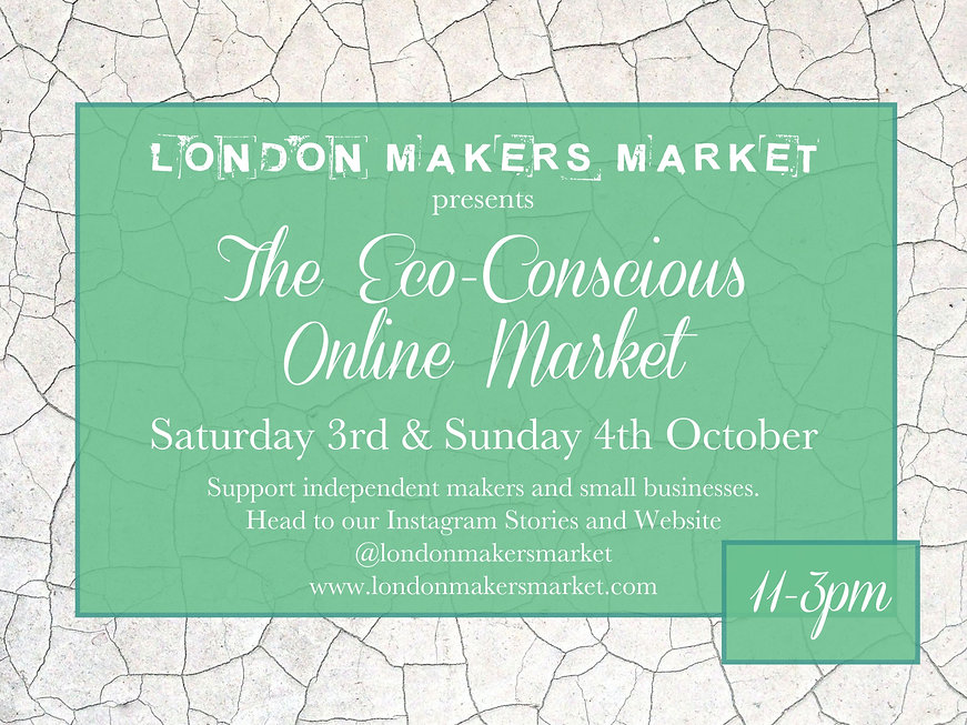 London Craft Fair this weekend
