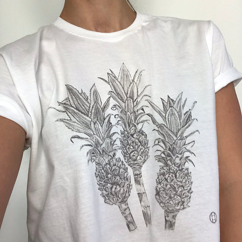 Three Pineapples T-Shirt - Large