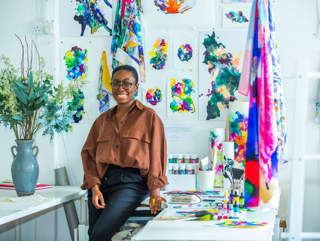 Chats with Makers - Yvette Kissi