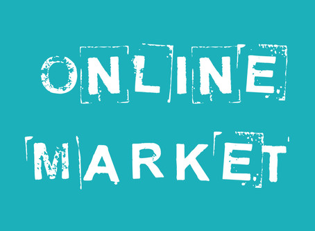 Our Online Market on Saturday 30th May