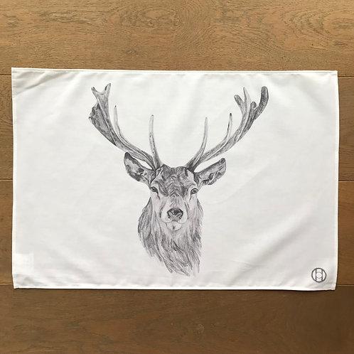 Tea Towel - Stag