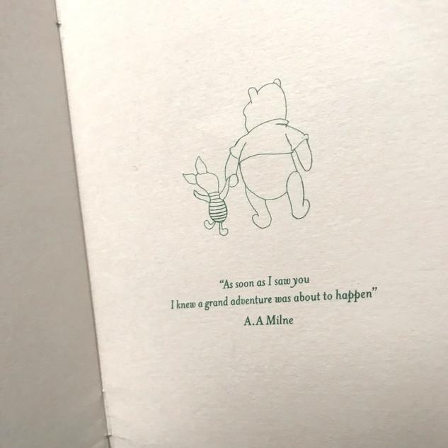 Winnie the Pooh Drawing
