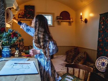 Artist Interview - Laura Beirne Interiors