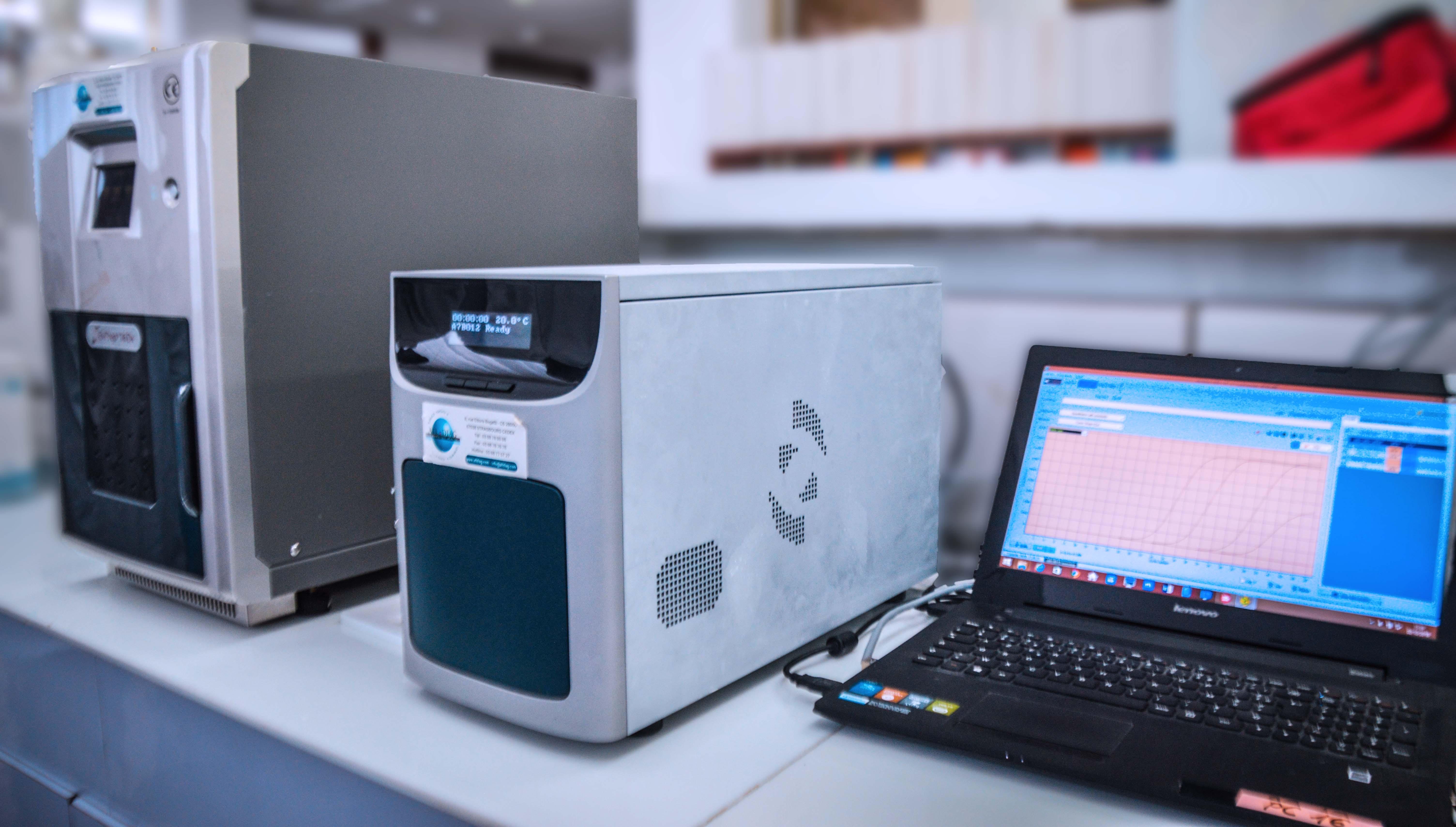 PCR temps réel