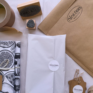 Nina Capes Design eco-friendly packaging