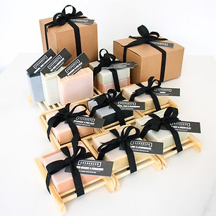 Evergreen Soap Company. Eco-friendly gifts. Handmade soap gifts. London Makers Market Christmas Craft Fair.