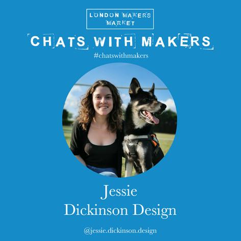 Jessie Dickinson Design Interview