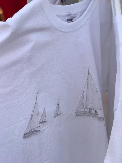 Lapwings T-Shirt - Large