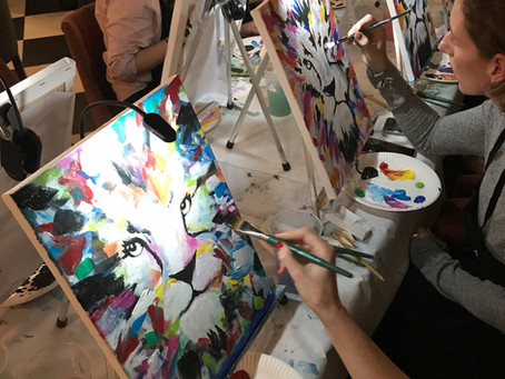 LMM Recommends: ArtNight - Get Creative and Try Something New