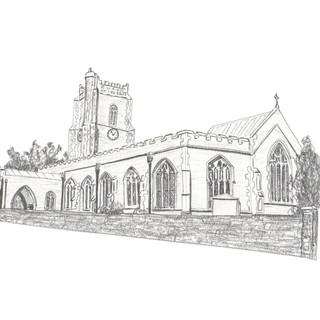 Aldeburgh Church Side