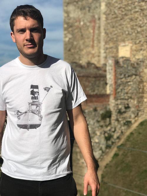 Boat T-Shirt - Large