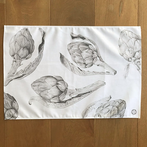 Tea Towel - Artichokes