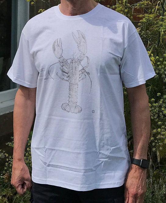 Lobster T-Shirt - Large