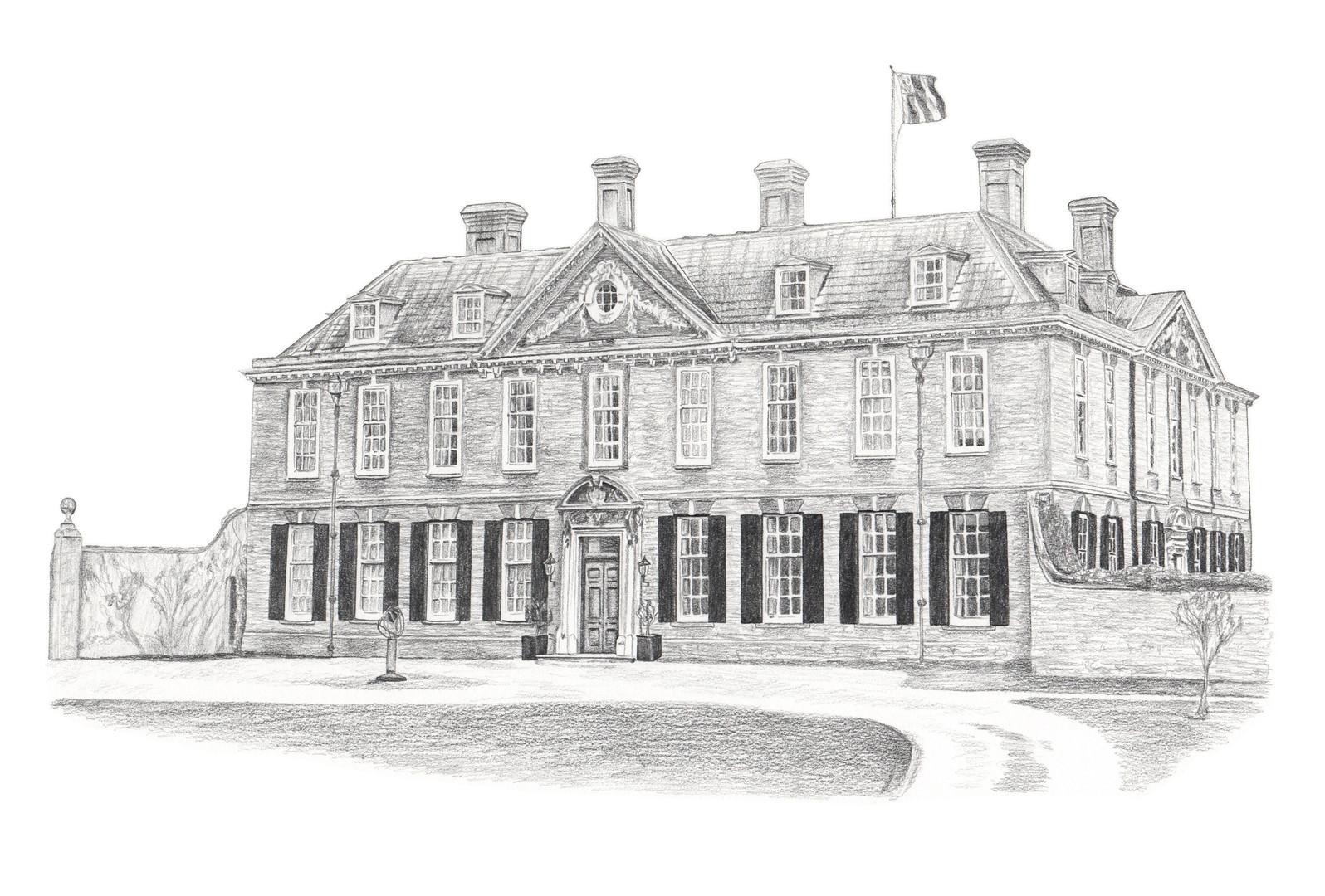 Ditchingham Hall, Norfolk