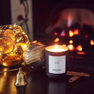ambustum handmade candle