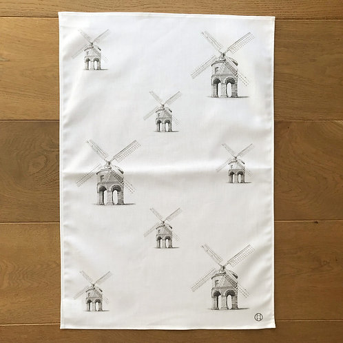 Tea Towel - Windmills