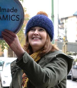 Belinda from Picnic Ceramics