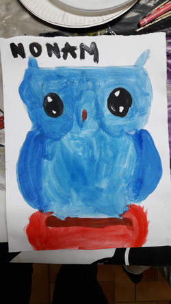 Résultat jeu en peinture