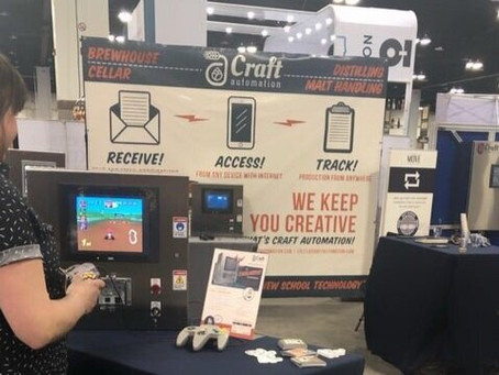 REDDIT: COME VISIT BOOTH #10013 AT CBC 2019 FOR SOME MARIO KART ACTION WITH CRAFT AUTOMATION