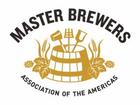 MASTER BREWERS ASSOCIATION: 2015 PROCEEDINGS