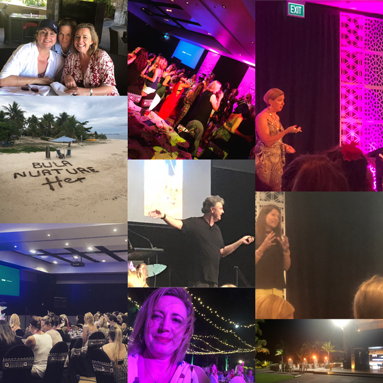 How to find your passion for business again: Highlights from the Nurture Her Conference