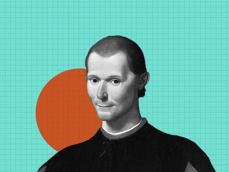 Machiavelli and his relation to war and violence