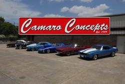 Camaro Concepts