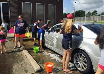 Annual Car Wash Fundraiser