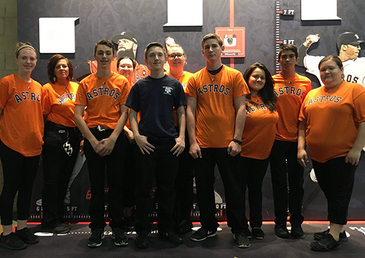 Annual Astros Night Fundraisers